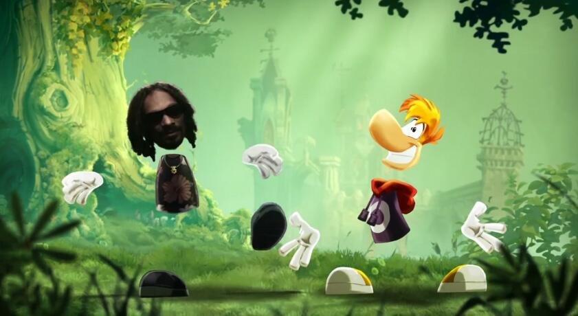 Снуп Догг стал героем Rayman Legends для PS4 и Xbox One | Канобу - Изображение 11001