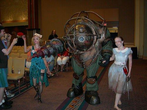 Идеи для костюмов наХэллоуин: «Оно», «Игра престолов», «Очень странные дела» имногое другое. - Изображение 31