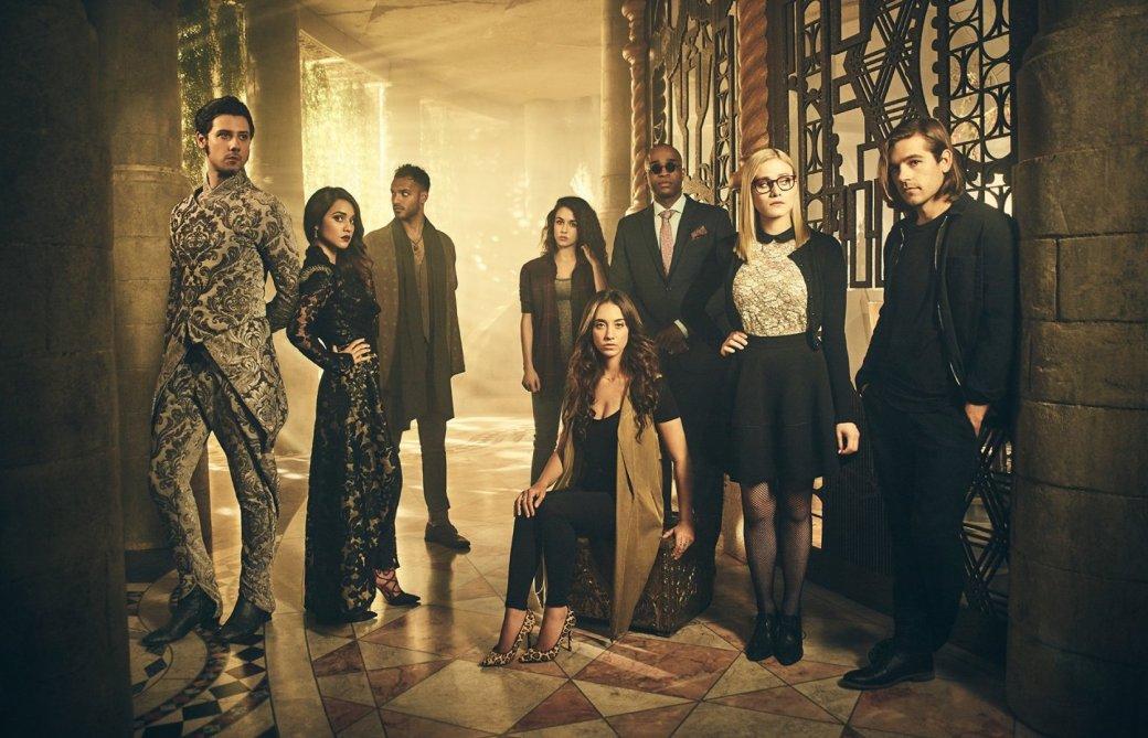 Почему вам стоит посмотреть сериал «Волшебники»   Канобу