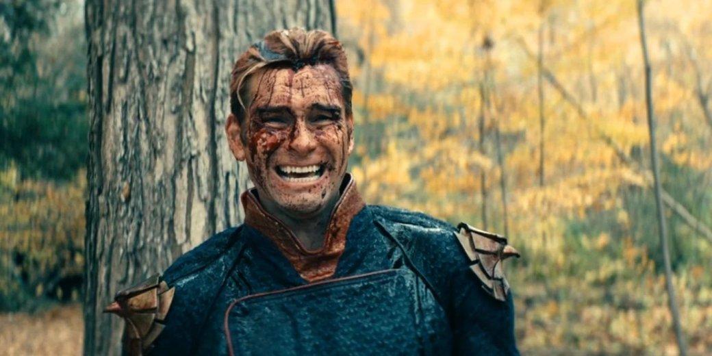 Хоумлендер станет настоящим «маньяком-убийцей» в3 сезоне «Пацанов»   Канобу - Изображение 2154