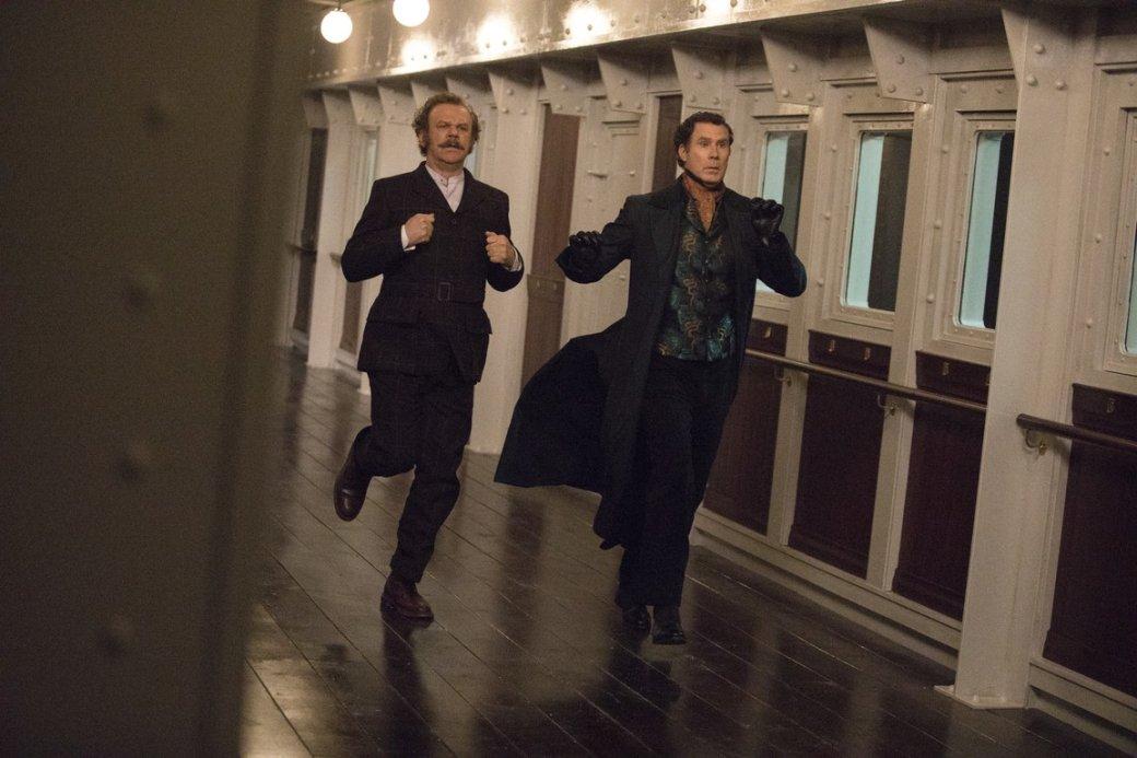 «Ушли иззала через 15 минут». Победное шествие «Холмса иВатсона» позападным экранам продолжается | Канобу - Изображение 491