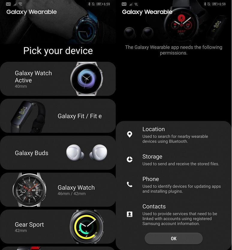 Samsung случайно показала фото часов Galaxy Watch Active, трекера Galaxy Fit и наушников Galaxy Buds | Канобу - Изображение 1554