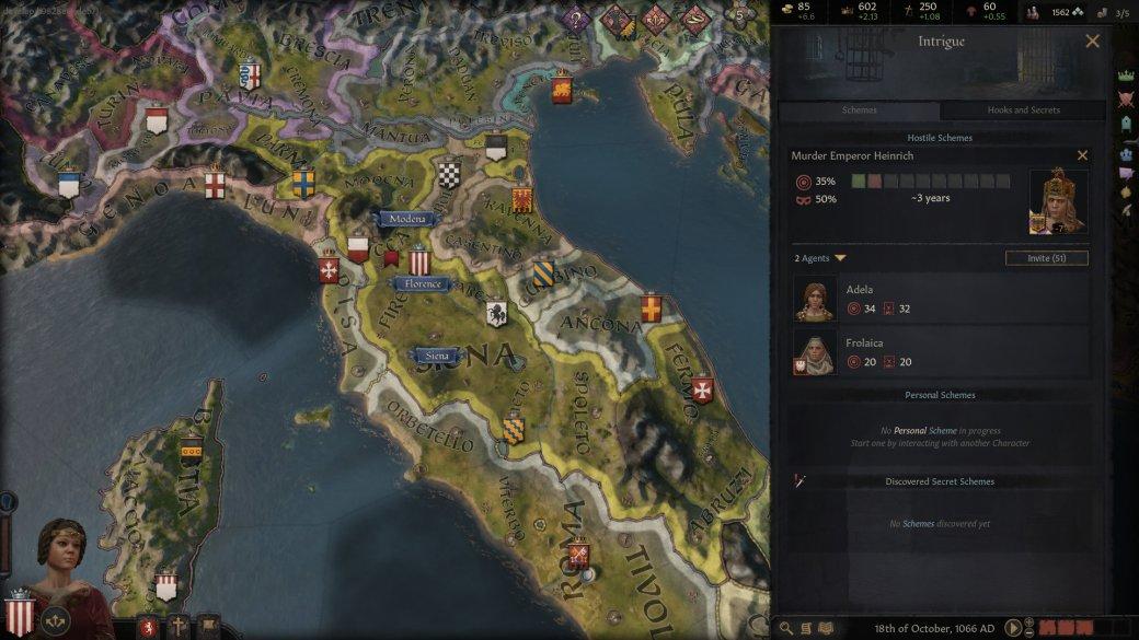 Появились первые оценки игры Crusader KingsIII. Что пишут критики   Канобу - Изображение 4536
