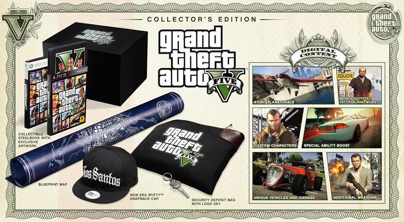 Анонсированы коллекционное и специальное издания игры GTA V | Канобу - Изображение 1284