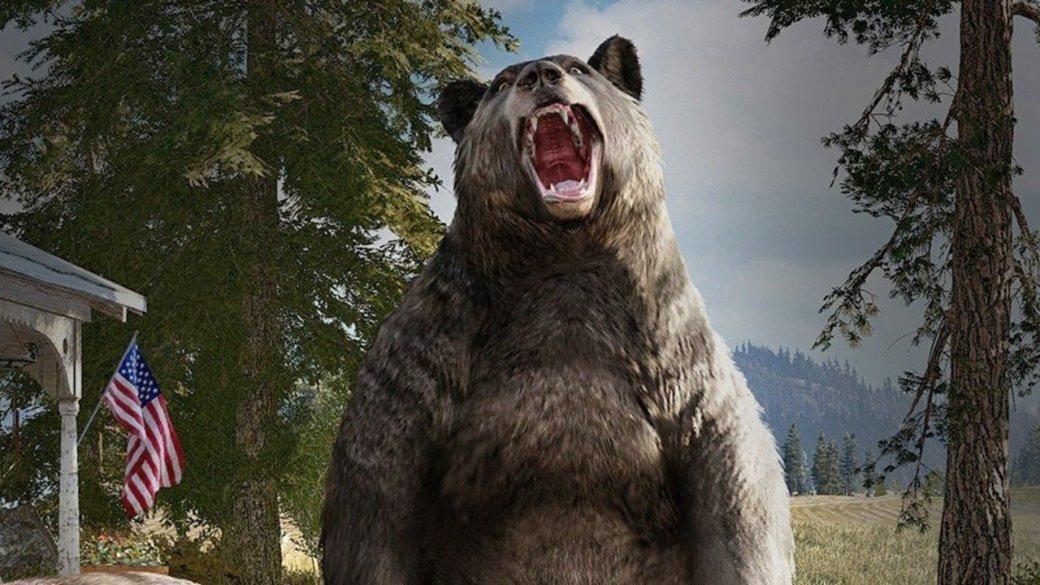 Гифка дня: обманчивость дикой природы вFar Cry5. - Изображение 1