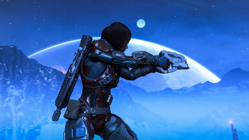 Год Mass Effect: Andromeda— вспоминаем, как погибала великая серия. Факты, слухи, баги | Канобу - Изображение 18
