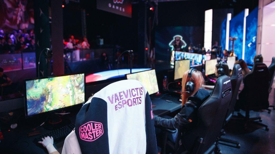 Спортивный директор Vaevictis eSports: «Негатив кдевушкам— это больше проблема самого комьюнити» | Канобу - Изображение 958