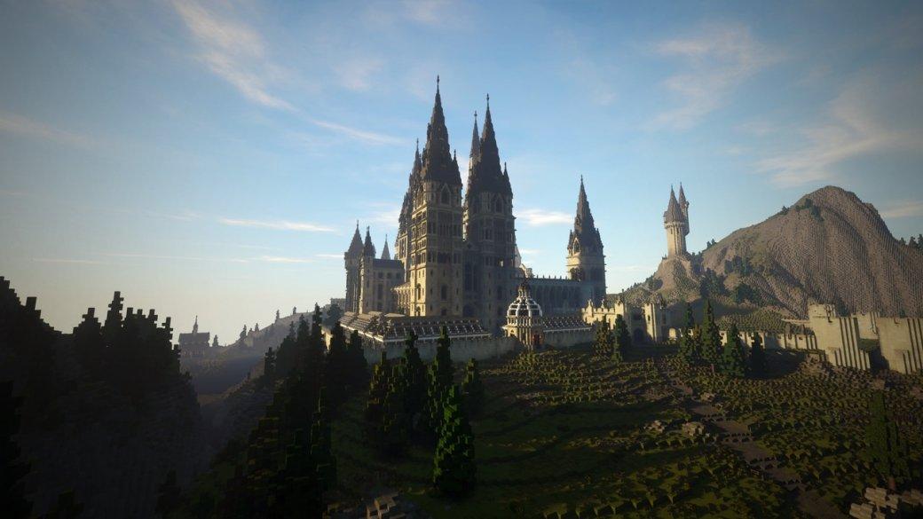 RPG по«Гарри Поттеру» наоснове Minecraft— какие места изкниг ифильмов вней есть? | Канобу