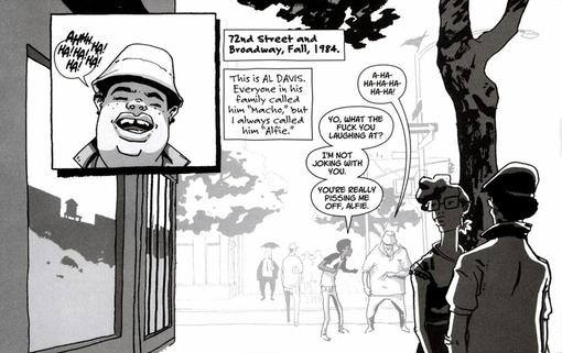 Комиксы: Sentences: The Life Of MF Grimm | Канобу - Изображение 1