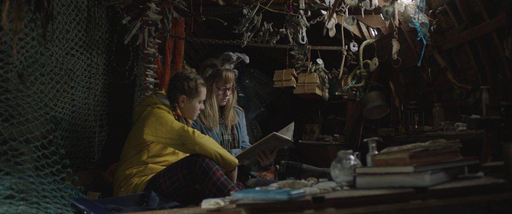 Рецензия на«Яубиваю великанов»— трогательное, нопрямолинейное кино озакате детства | Канобу - Изображение 3