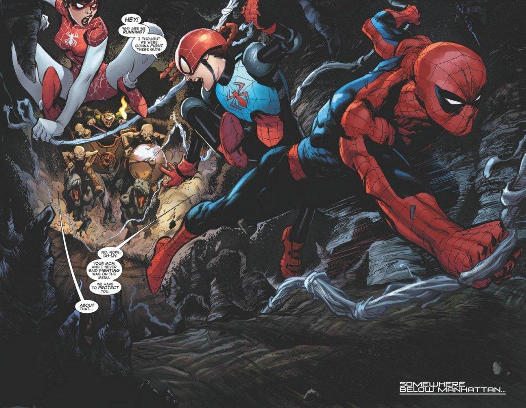 Дочь Человека-паука получила свое супергеройское прозвище   Канобу - Изображение 12077