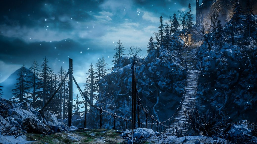 20 изумительных скриншотов Darks Souls 3: Ashes of Ariandel | Канобу - Изображение 10331