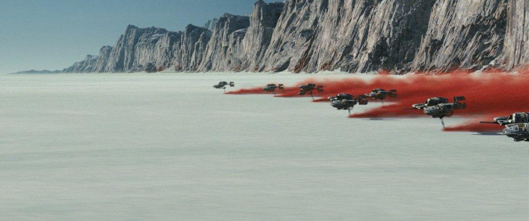 54 неудобных вопроса кфильму «Звездные войны: Последние джедаи». - Изображение 15