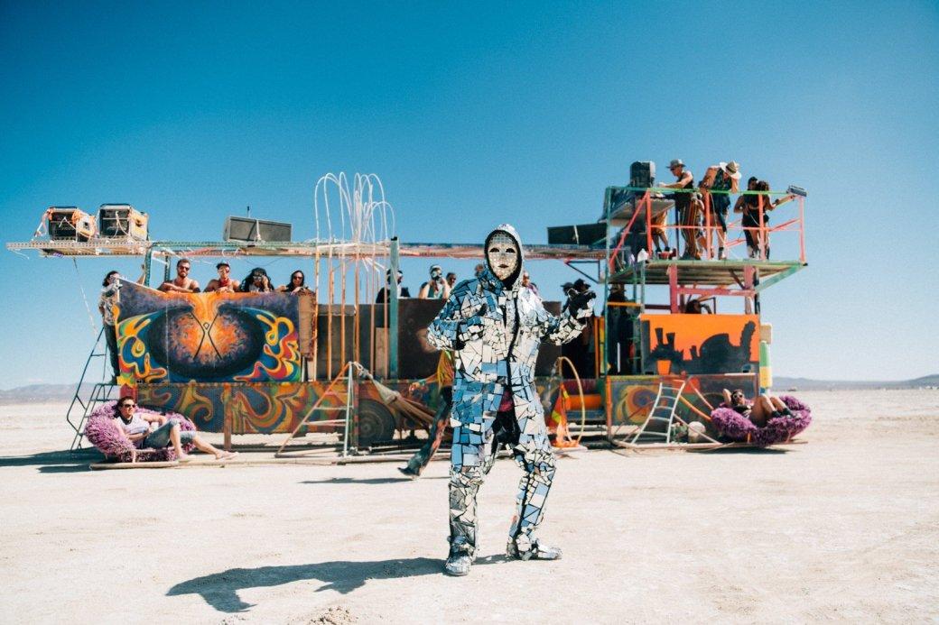 Фестиваль Burning Man 2016: безумие в пустыне | Канобу - Изображение 9