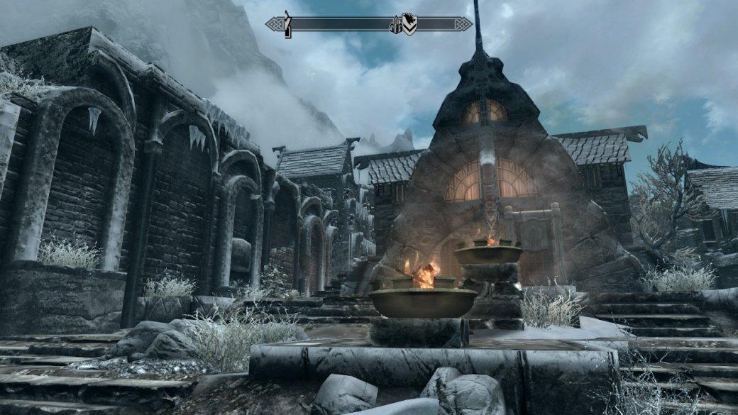 Как TES 5: Skyrim выглядит иработает наNintendo Switch? Отвечаем скриншотами игифками | Канобу - Изображение 6525