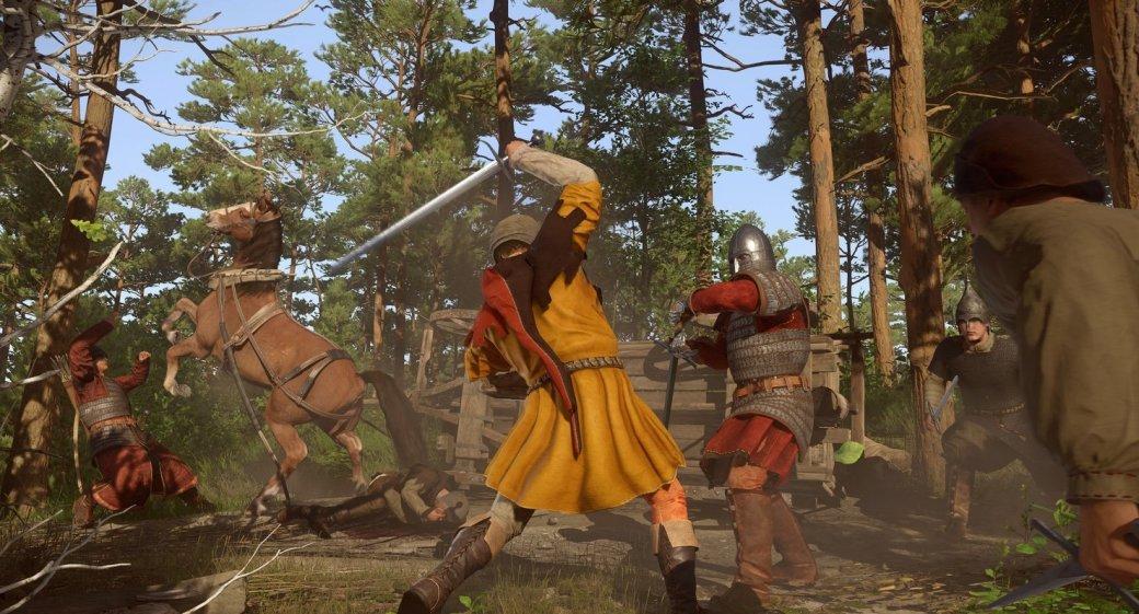 В работе. Живые впечатления от Kingdom Come: Deliverance — игры Warhorse Studios про Богемию | Канобу - Изображение 9