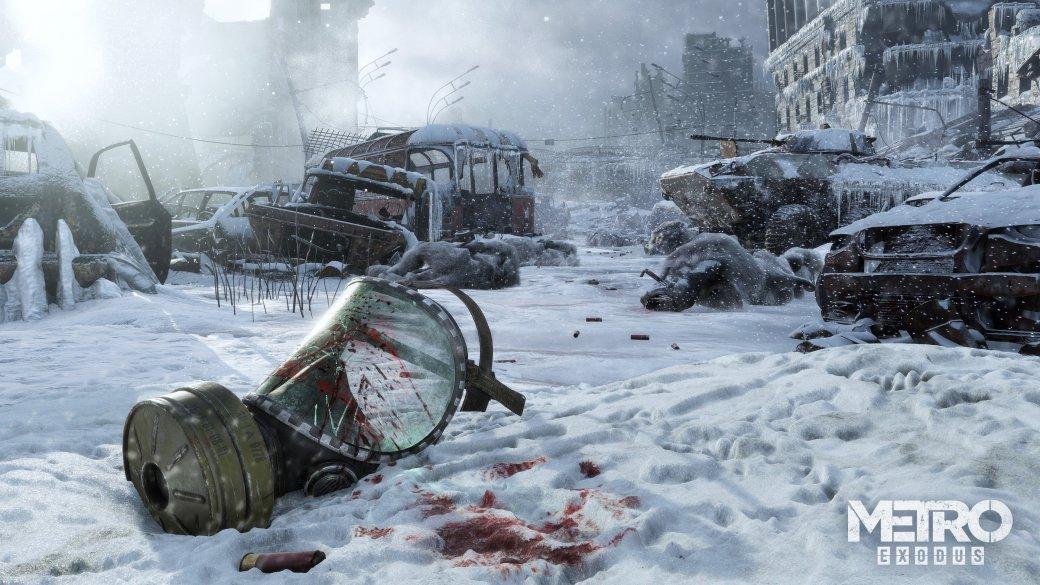 Внезапный анонс Metro: Exodus на выставке E3 2017. Чего ждать от игры? | Канобу - Изображение 2468
