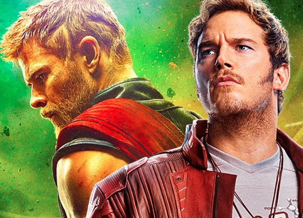 Тор иЗвездный Лорд станут прекрасным дуэтом в«Войне Бесконечности» | Канобу - Изображение 1