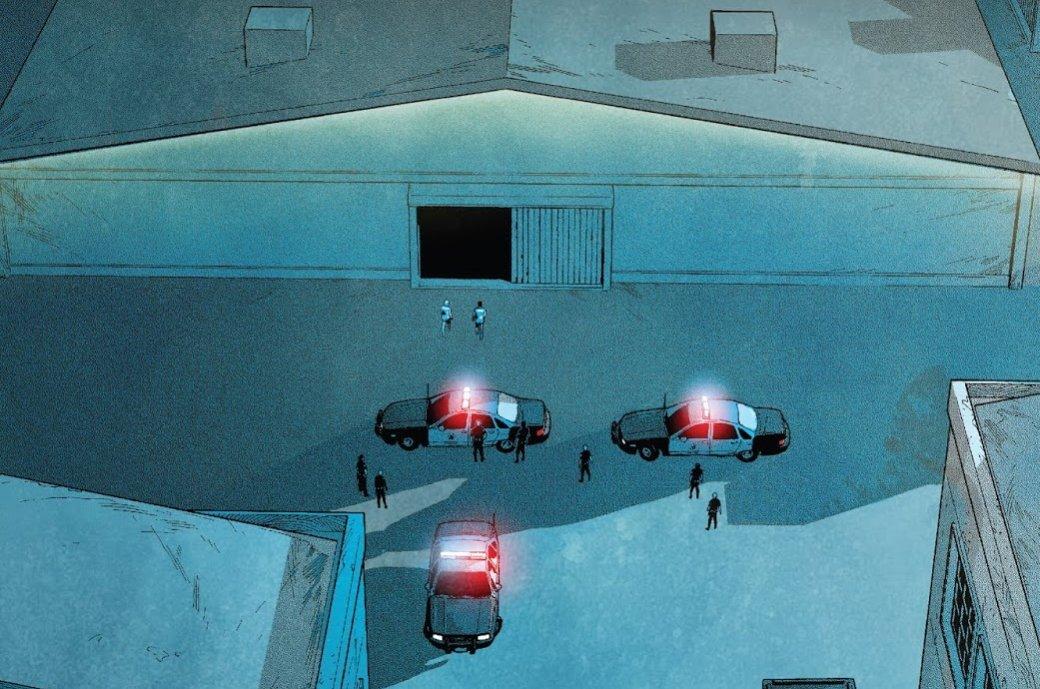 Рецензия на комикс «A Walk Through Hell»   Канобу - Изображение 9369