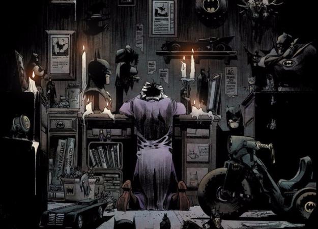 Лучшие обложки комиксов Marvel и DC 2017 года. - Изображение 1