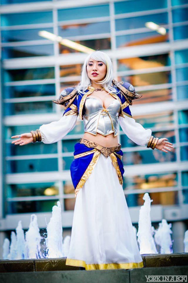 Лучший косплей по Warcraft – герои и персонажи WoW, фото косплееров   Канобу - Изображение 10