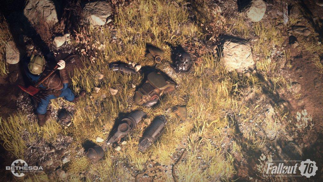 Fallout 76 изначально была мультиплеером Fallout 4. Подробности игры издокументалки оеесоздании. - Изображение 3