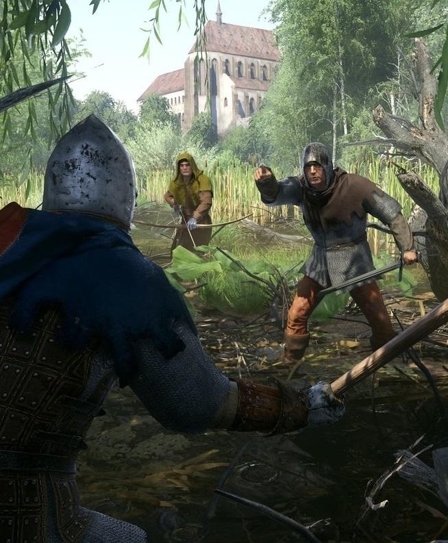 Рецензия на Kingdom Come: Deliverance — игру Warhorse Studios про Богемию, Средневековье, историю | Канобу - Изображение 5