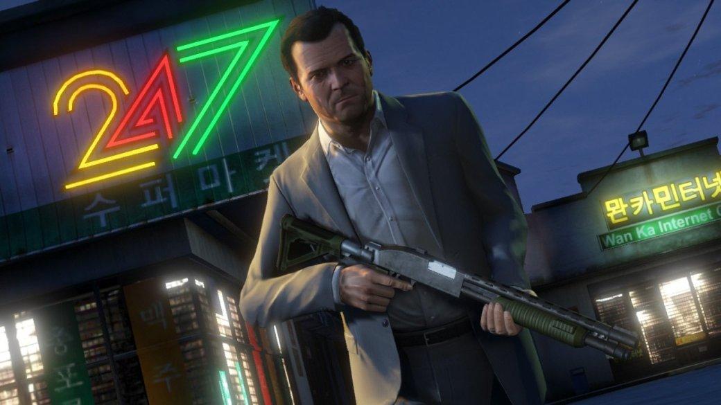 Grand Theft Auto V. Новая страна возможностей.   Канобу - Изображение 2