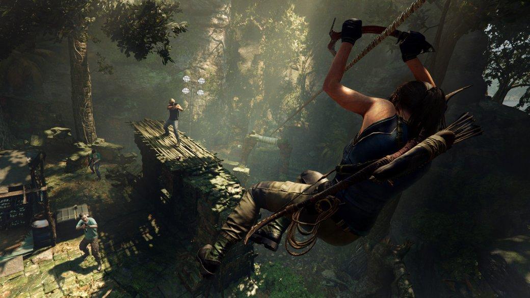 Джунгли, стелс иличностный рост: первые впечатления отShadow ofthe Tomb Raider | Канобу - Изображение 10936