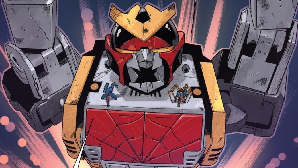 Апомните японского Человека-паука— cамую безумную (возможно, даже лучшую) версию супергероя?   Канобу - Изображение 3