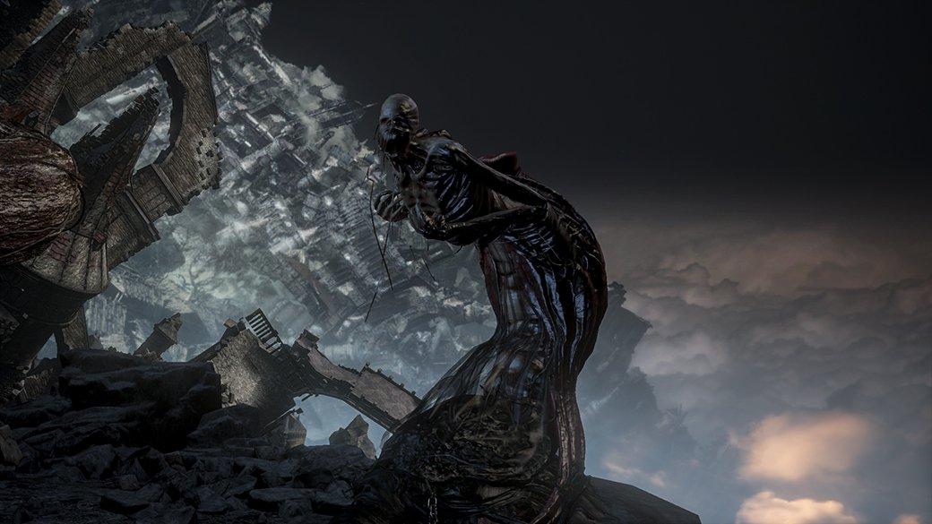 20 изумительных скриншотов Dark Souls 3: The Ringed City | Канобу - Изображение 3