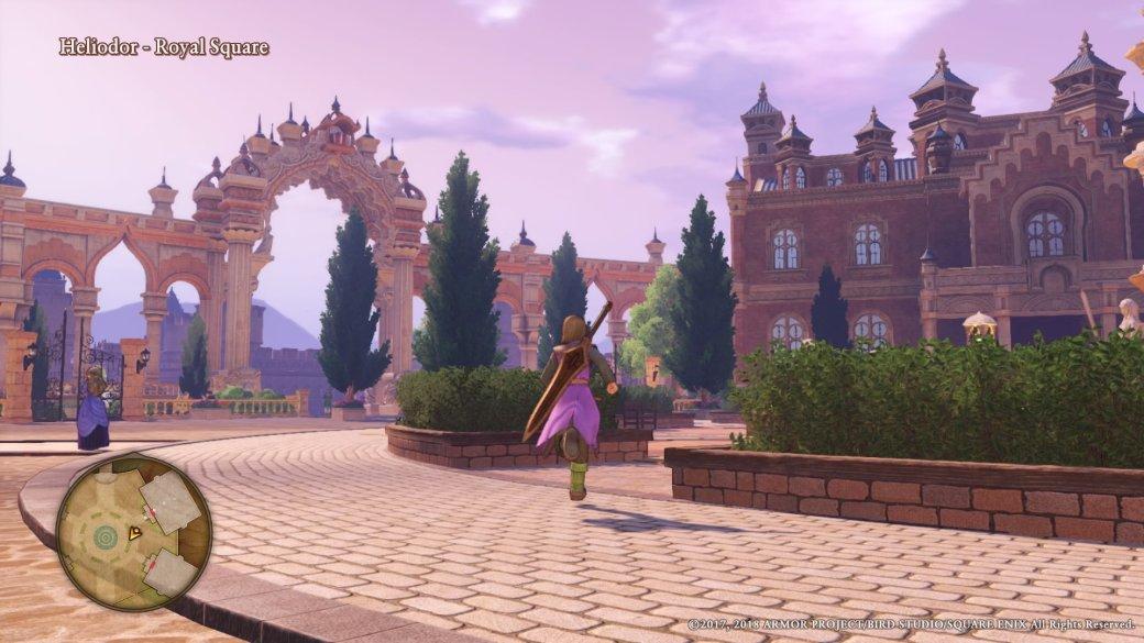 50 невероятно красочных скриншотов Dragon Quest XI | Канобу - Изображение 11522