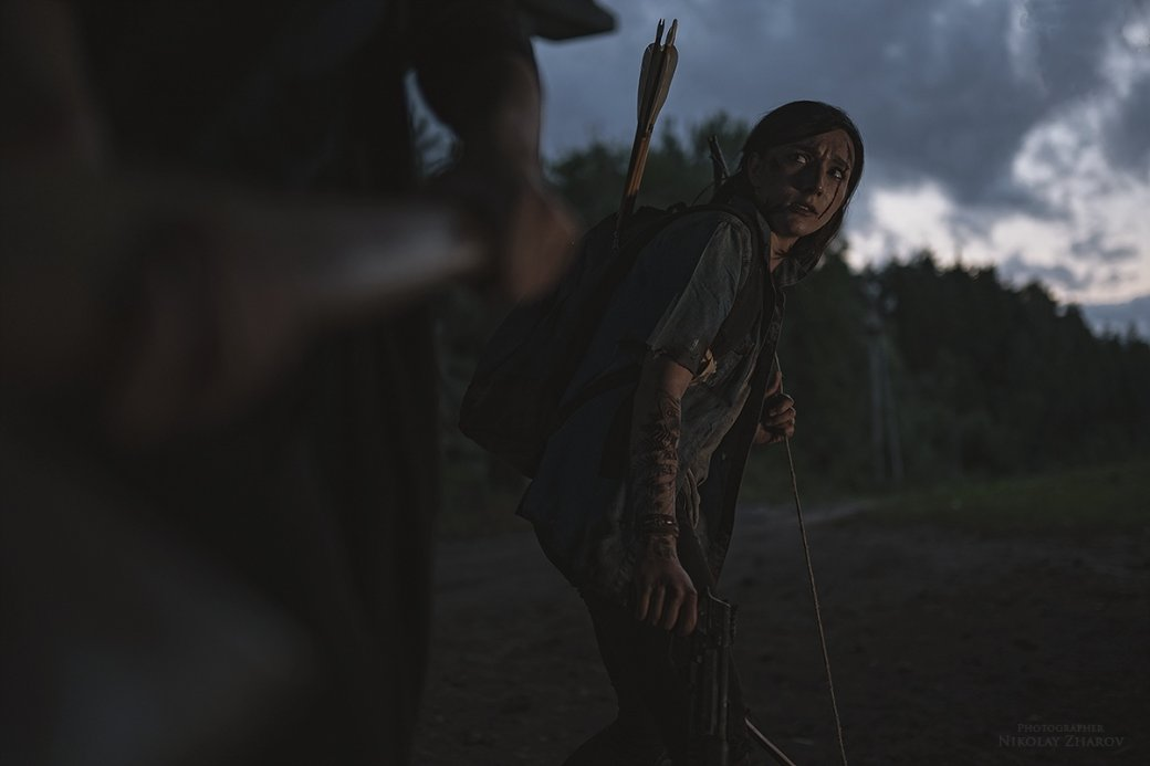 Опасное путешествие Элли вновом крутом косплее The Last ofUs:Part II | Канобу - Изображение 11