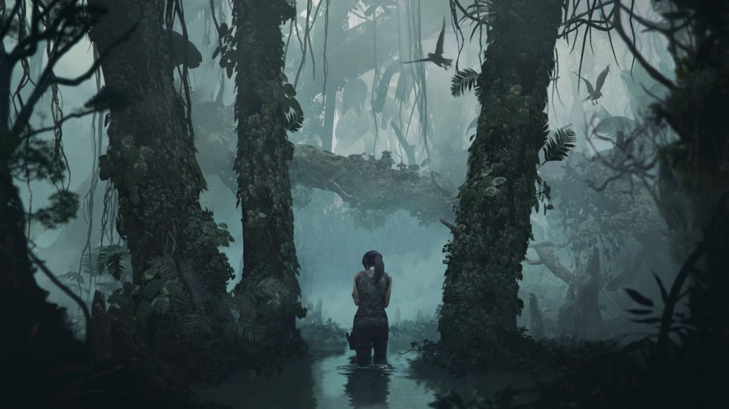 Джунгли, стелс иличностный рост: первые впечатления отShadow ofthe Tomb Raider | Канобу - Изображение 10933