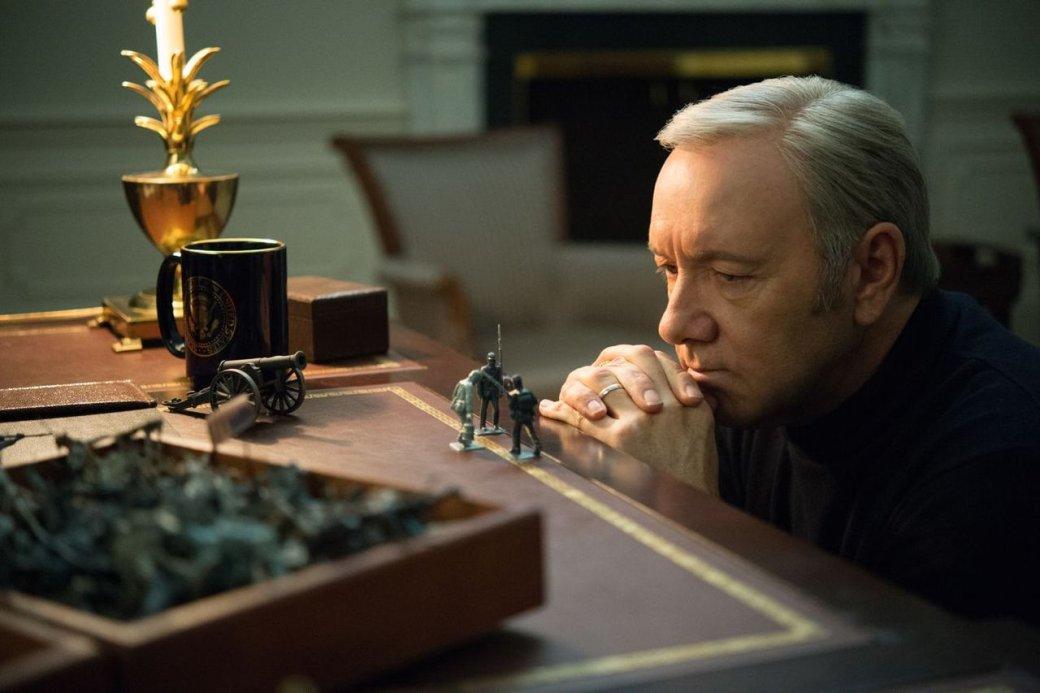 Рецензия на четвертый сезон «Карточного домика» | Канобу - Изображение 6322