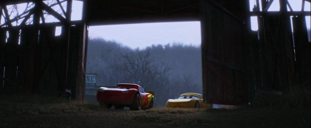Рецензия на «Тачки 3» Pixar | Канобу - Изображение 7174
