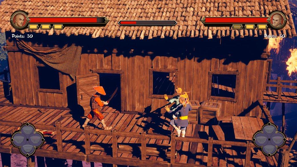 Обзор 9 Monkeys of Shaolin (2020) — российский beat'em в духе «Черепашек-ниндзя» и Double Dragon   Канобу - Изображение 4505