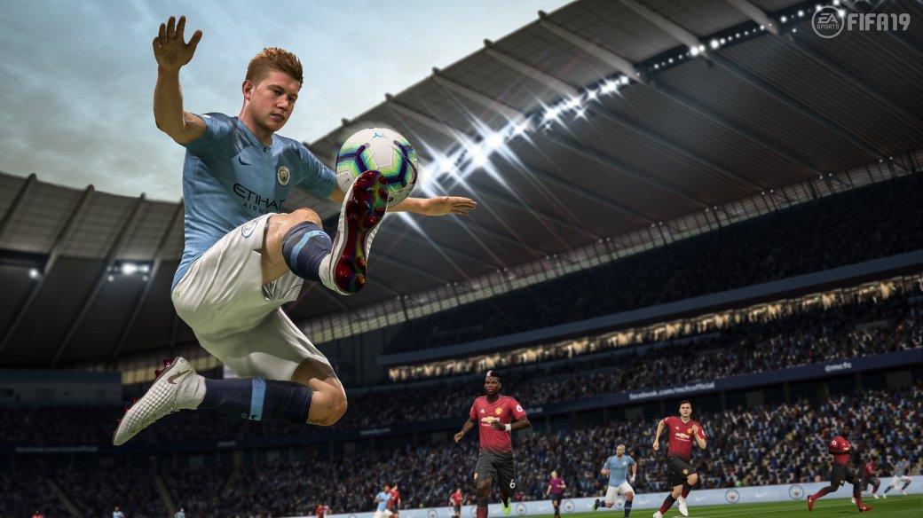 Суть. FIFA 19 — грандиозный футбольный симулятор | Канобу - Изображение 9313