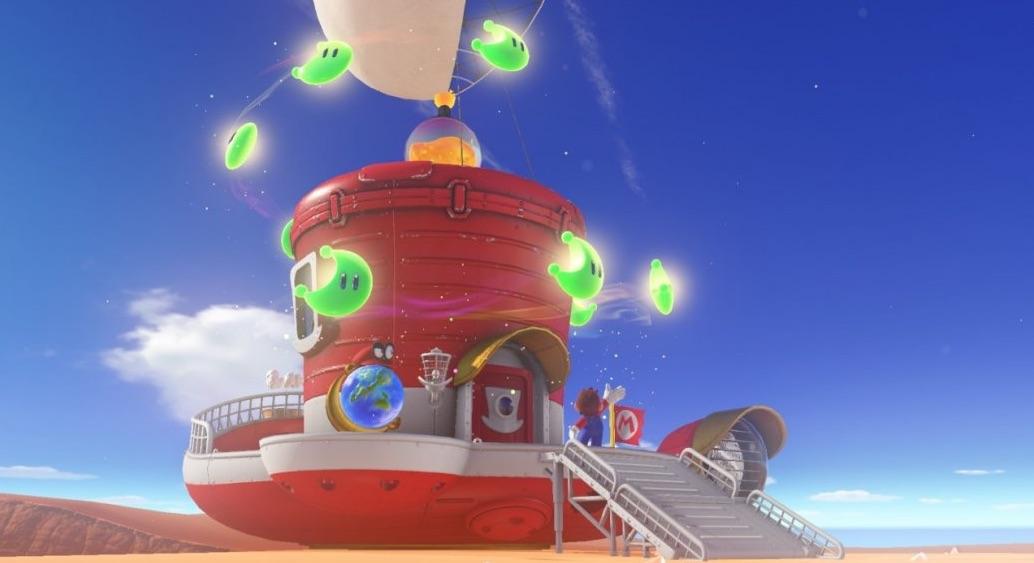 Рецензия на Super Mario Odyssey. Обзор игры - Изображение 13