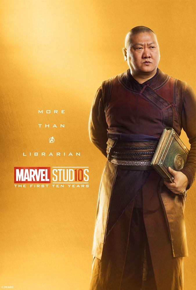 «Больше, чем легендарный преступник». ВСети появились новые юбилейные постеры Marvel Studios | Канобу - Изображение 4