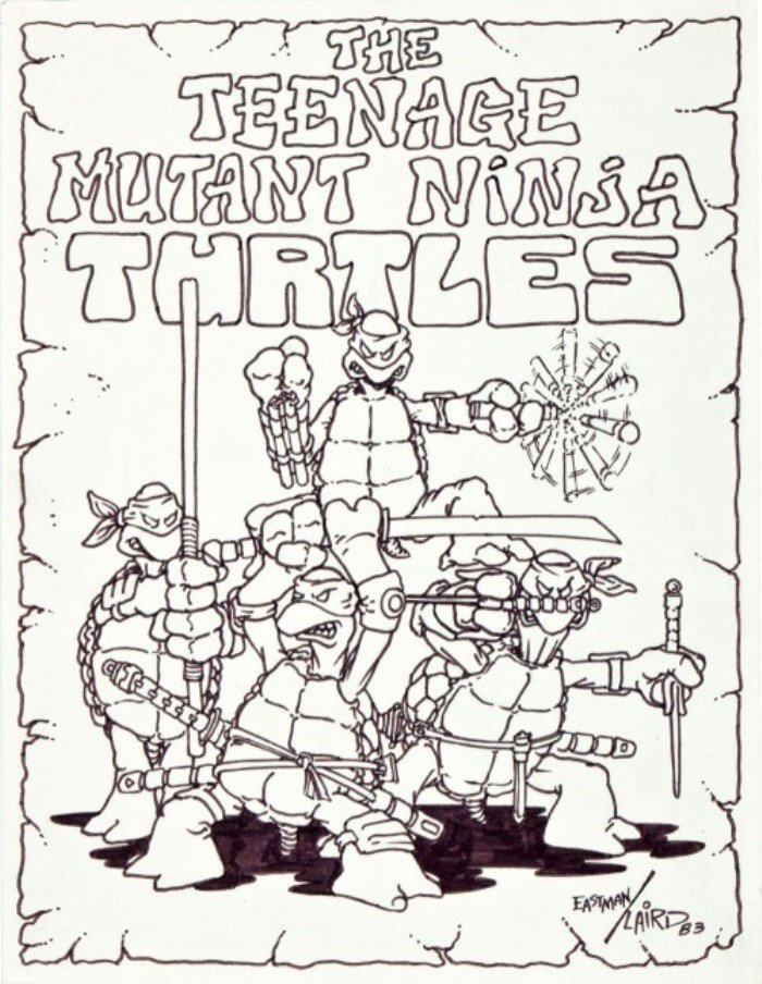 Панцирь как рубашки: история черепашек-ниндзя | Канобу - Изображение 1