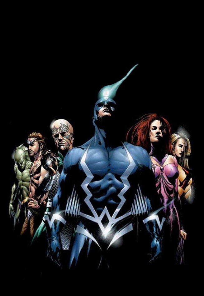 Энсон Маунт сыграет короля расы нелюдей  в новом сериале Marvel и IMAX   Канобу - Изображение 3159