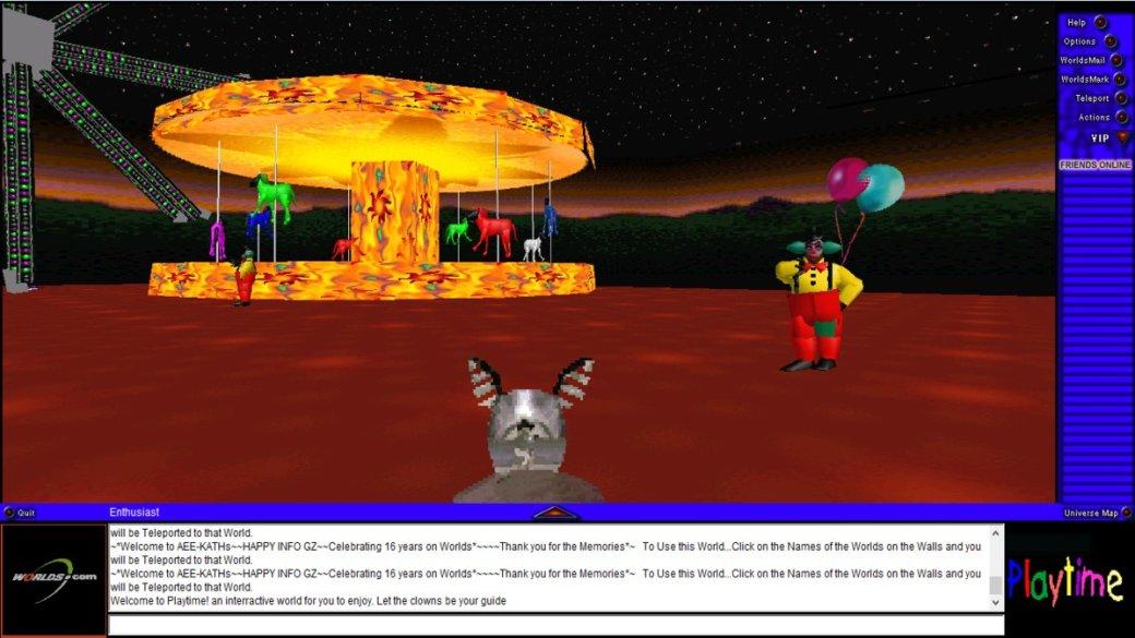 Сыгралибы? Worlds.com— древний 3D-чат, вкотором творится жуткая дичь | Канобу - Изображение 4