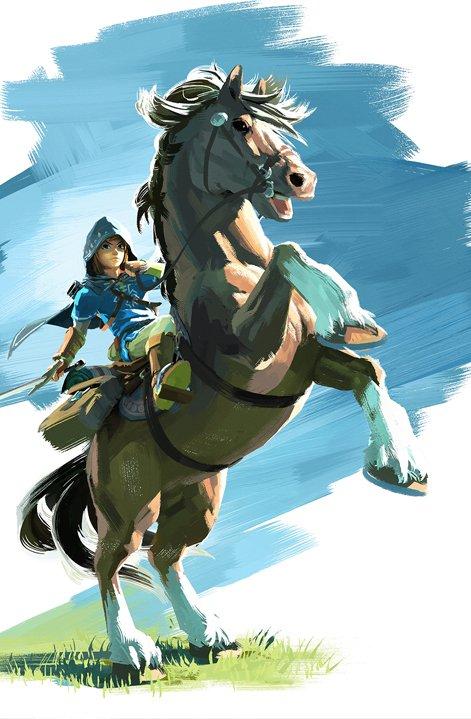 Рецензия на The Legend of Zelda: Breath of the Wild   Канобу - Изображение 11