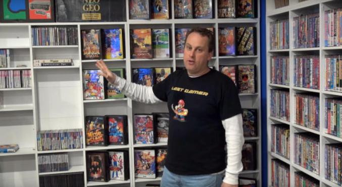 Владелец крупнейшей коллекции видеоигр считает, что журналисты украли унего девять экземпляров | Канобу - Изображение 9449