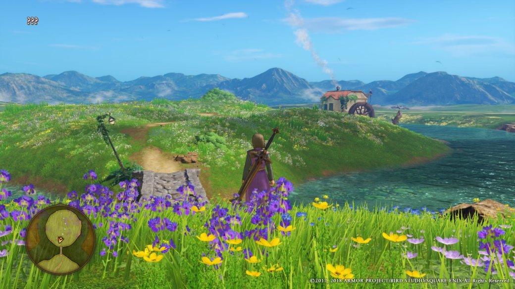 50 невероятно красочных скриншотов Dragon Quest XI | Канобу - Изображение 11542