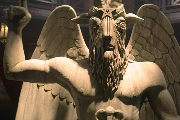 «Сатанистский храм» планирует подать в суд на создателей новой «Сабрины» из-за статуи в сериале | Канобу - Изображение 59