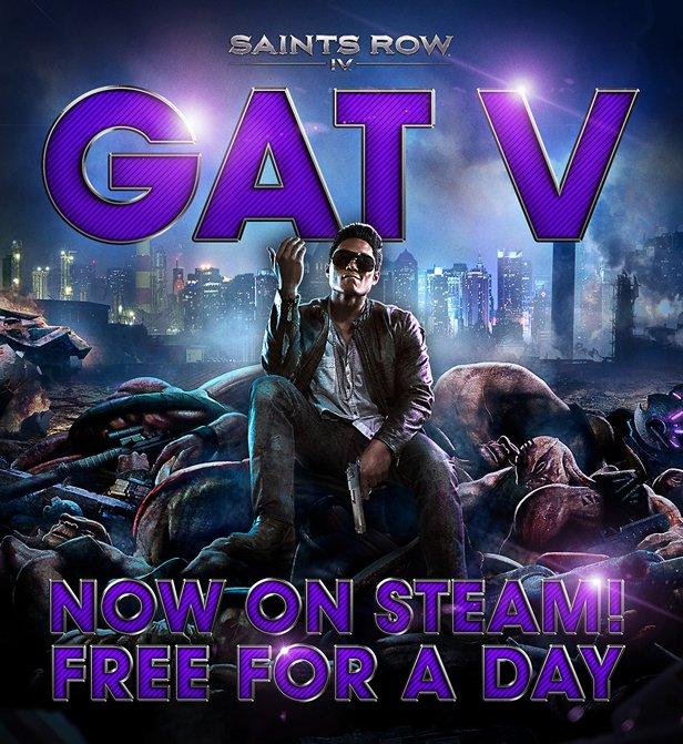 «GATV» DLC для Saints Row 4 бесплатно в сервисе Steam | Канобу - Изображение 6179