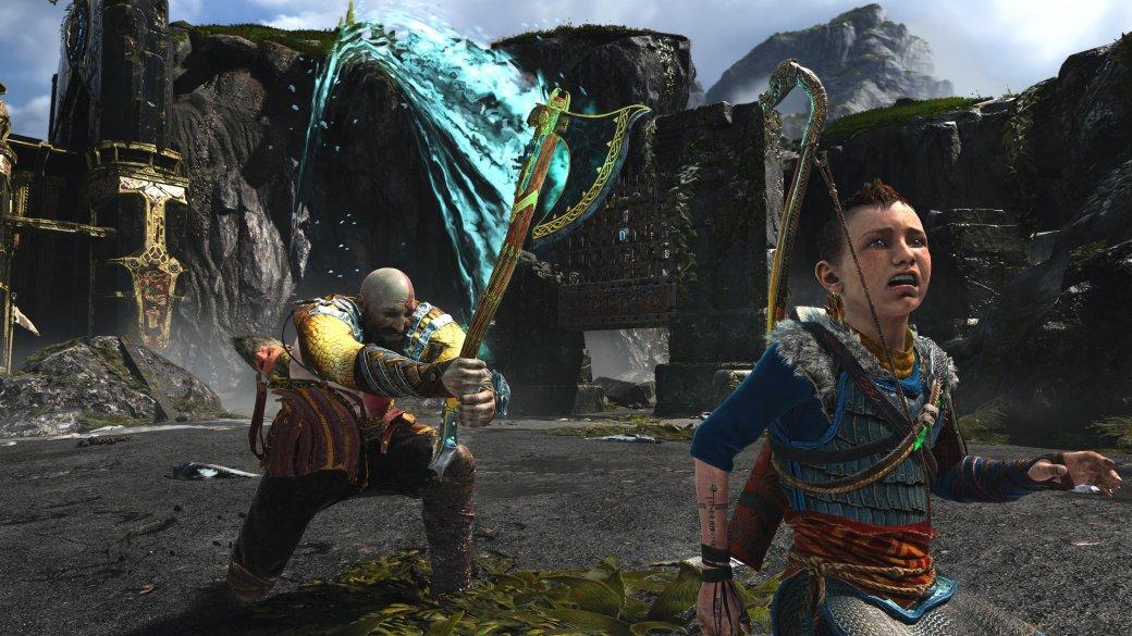 Лучшие (и просто смешные) скриншоты God of War при помощи нового фотомода. - Изображение 2