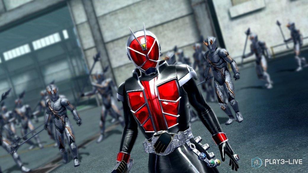 Kamen Rider Battride War   Рецензия наощупь   Канобу - Изображение 4